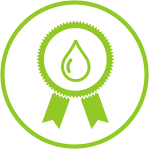 CBD Tropfen Brosche zertifiziert die Qualität